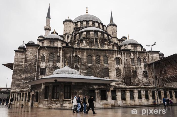 Vinylová fototapeta Istanbul mešita - Vinylová fototapeta