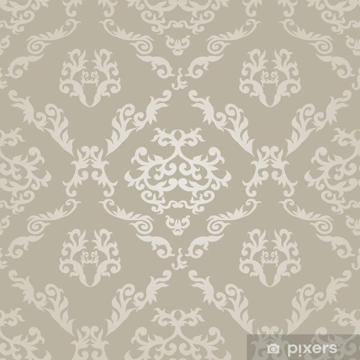 Vinyl-Fototapete Nahtlose geometrische Muster in der islamischen Stil. - Rohstoffe