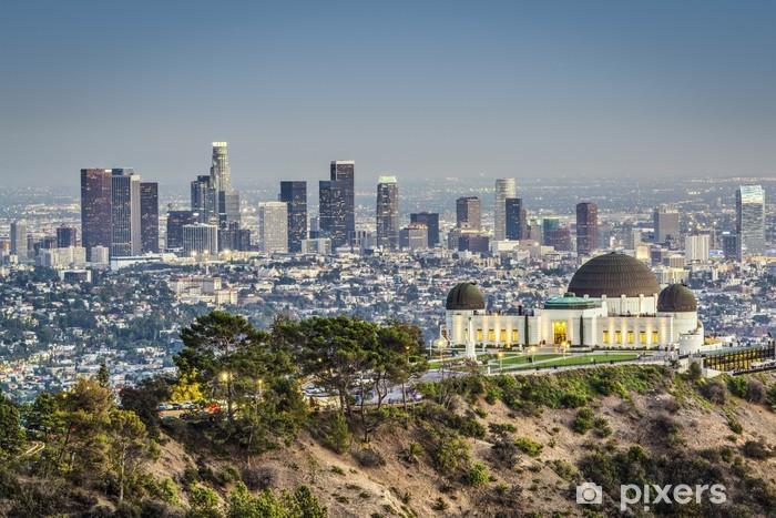 Papier peint vinyle Downtown Los Angeles, Californie - Thèmes