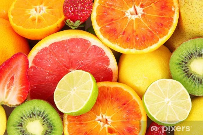 frutta Pixerstick Sticker - Themes