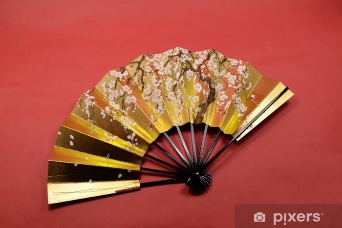 Papier peint vinyle 舞 扇 - Desserts et friandises