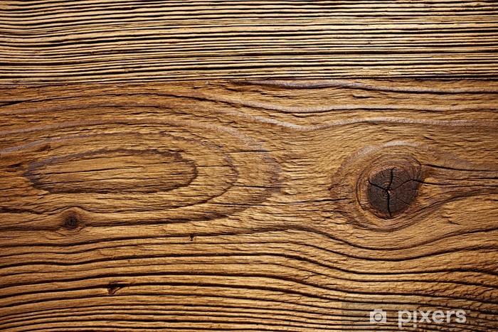 Nálepka Pixerstick Staré dřevo pozadí - Témata