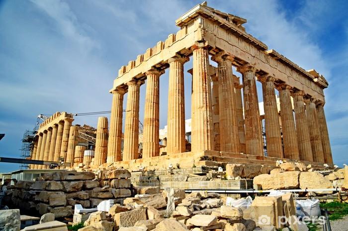 Fotomural Estándar Partenón, Atenas Grecia - Temas