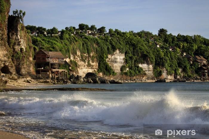 Nálepka Pixerstick Krásné balijský Dreamland beach - Voda
