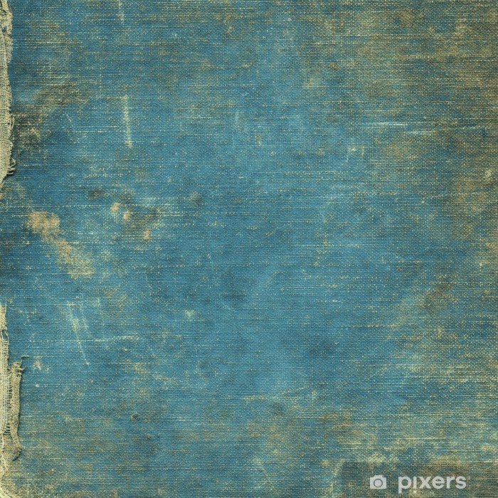 Carta Da Parati Turchese Tessuto Texture Di Sfondo Blu Grunge