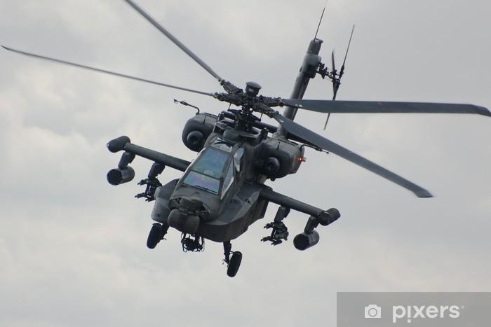 Nálepka Pixerstick Apache Helicopter - Témata