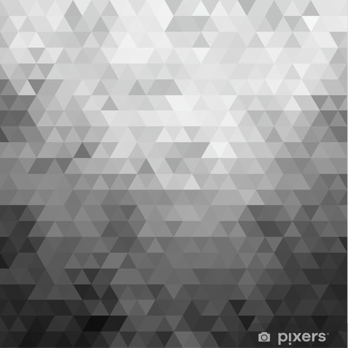 Naklejka Pixerstick Mozaiką w tle - Style