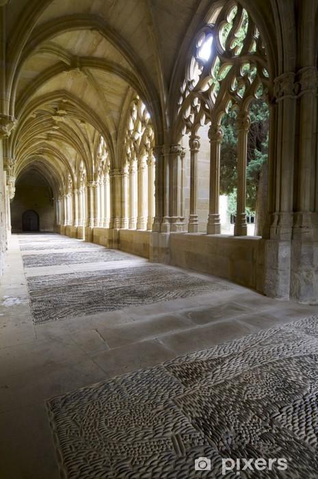 Papier peint vinyle Monastère de Oliva - Europe