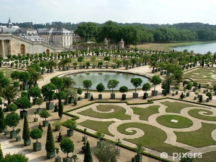 Papier peint vinyle Jardins de versailles - Europe