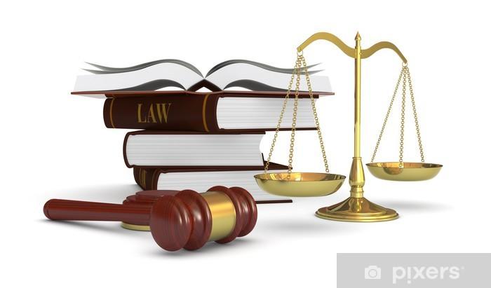 Fototapeta winylowa Pojęcie prawa i sprawiedliwości - Sprawiedliwość