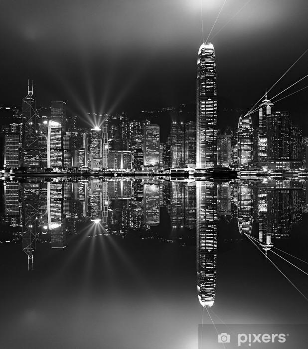 Vinyl Fotobehang Hong Kong - Azië