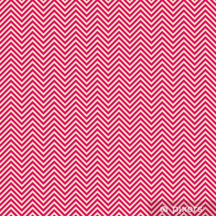 Vinyl Fotobehang Geometrisch patroon (tegels). Vector naadloze abstract vintage - Mode