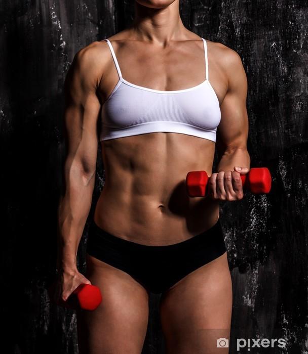 Lihaksikkaat Naiset