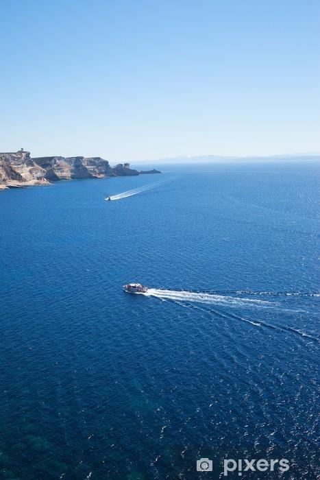 Fototapeta winylowa Korsyka Wybrzeże, Francja. - Europa