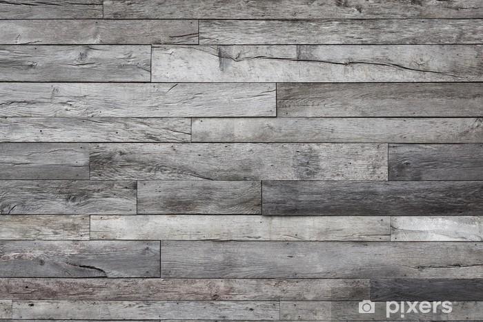 Fotobehang houtstructuur background recycled hout u pixers we
