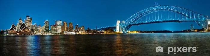 Naklejka Pixerstick Sydney - Oceania