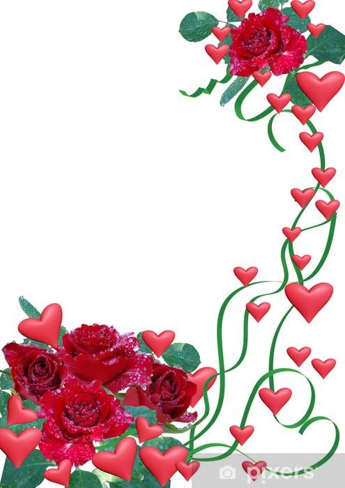 Imagen Rosas Rojas Para Marcos Flores Esquineras Png Viewletter Co