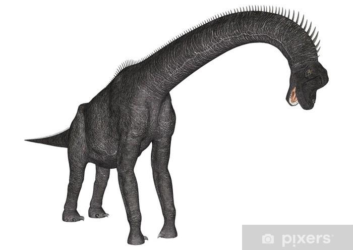 Vinylová fototapeta Dinosaur Brachiosaurus - Vinylová fototapeta