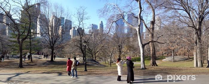 Papier Peint Autocollant Central Park - Paysages urbains