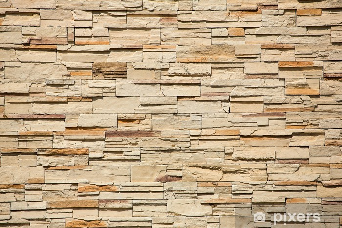 Carta da parati decorative sfondo muro di mattoni pixers for Carta da parati muro di mattoni