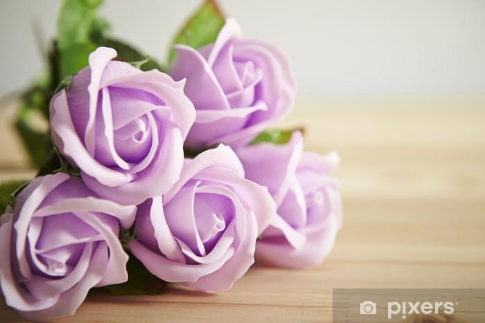 Fototapeta winylowa Róże - Święta międzynarodowe