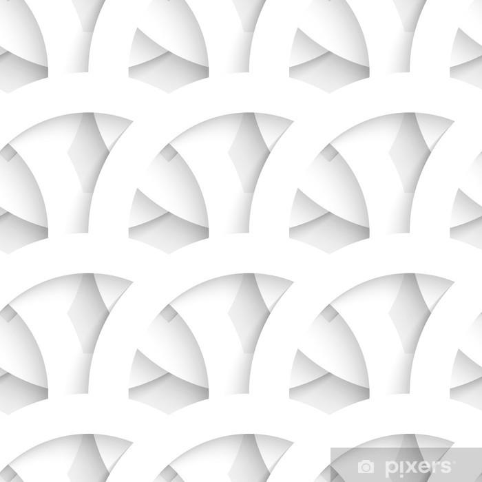 Sticker Pixerstick Fond cercle sans soudure - Arrière plans