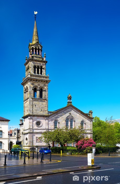 Fototapeta winylowa Elmwood Presbyterian Church - Europa