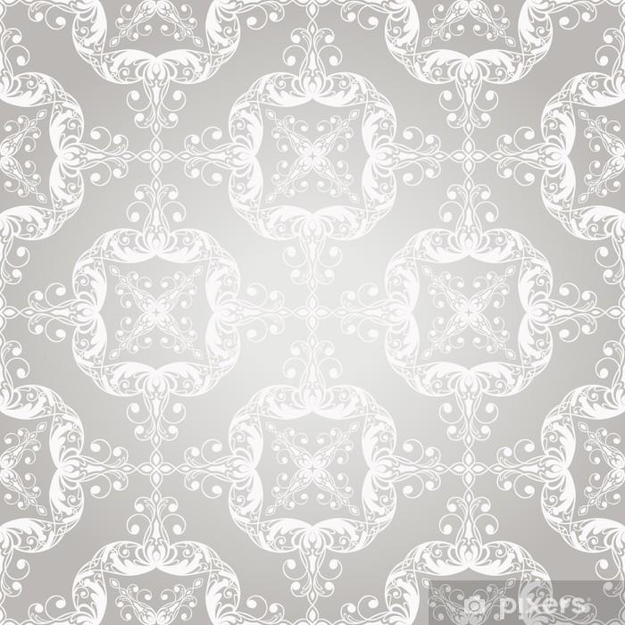 papier peint vector seamless dentelle motif floral vintage pixers nous vivons pour changer. Black Bedroom Furniture Sets. Home Design Ideas