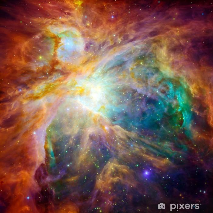 Poster La nube cosmica chiamata Nebulosa di Orione - Universo