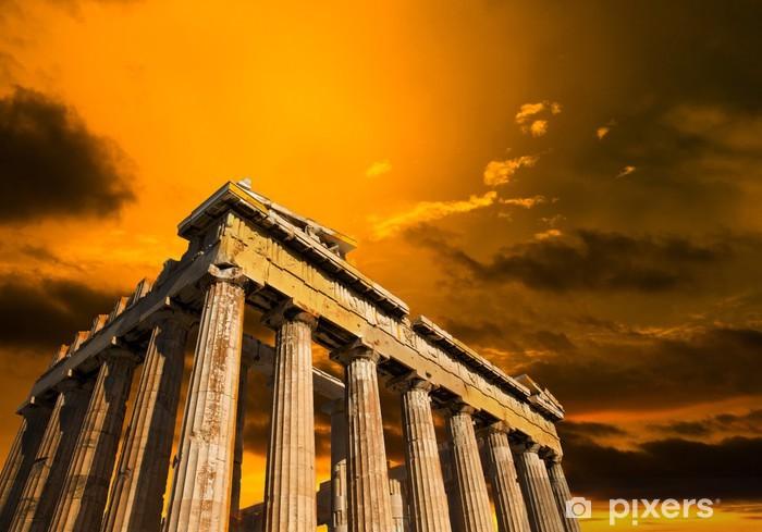 Fotomural Estándar Partenón en la Acrópolis - Temas