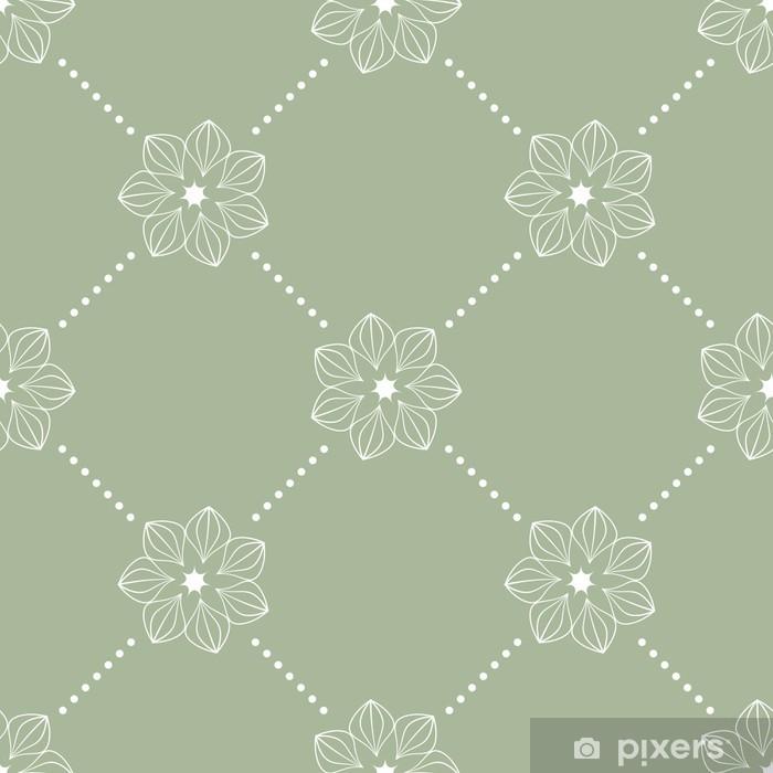 Seamless pattern Washable Wall Mural - Fashion