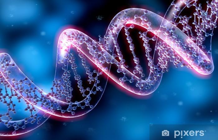 Pixerstick Sticker DNA-Helix - Ethiek