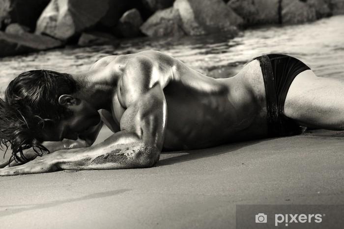 Vinilo Pixerstick Sexy desnudo masculino - Temas