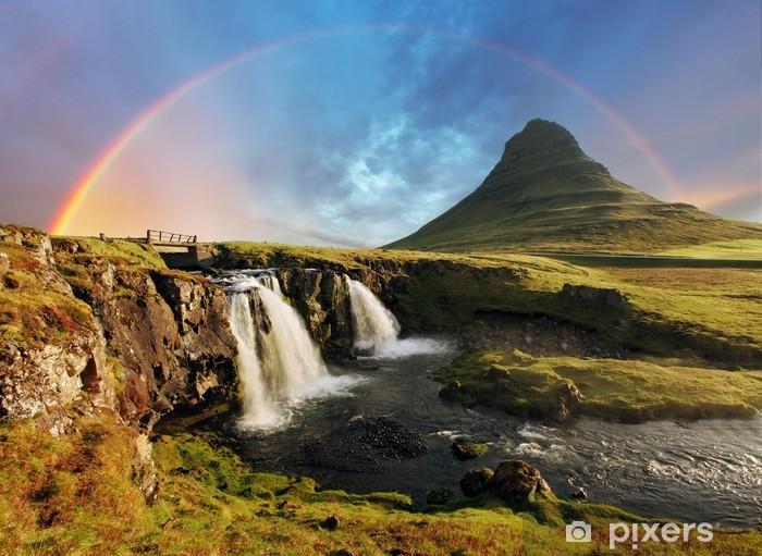 Fototapeta winylowa Krajobraz Islandii - Tematy