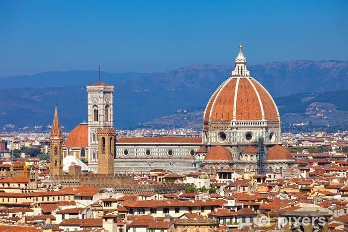 Papier peint vinyle Florence cityscape - Europe
