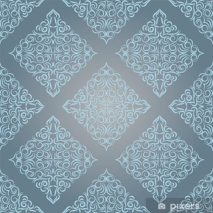 Papier peint vinyle Sans soudure de fond pattern.floral wallpaper.calligraphic - Arrière plans