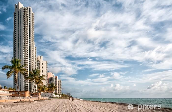 Nálepka Pixerstick Sunny Isles Beach, Florida - Témata
