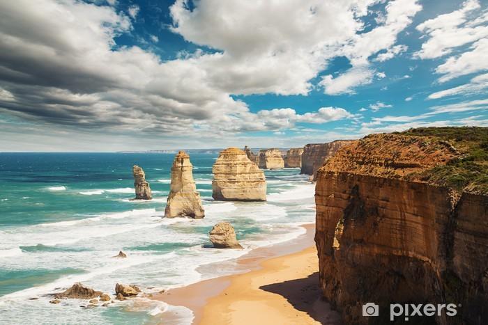 Papier peint vinyle Great Ocean Road en Australie - Thèmes