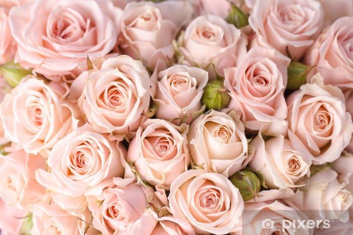 Fototapeta winylowa Tło jasny róż - Tematy
