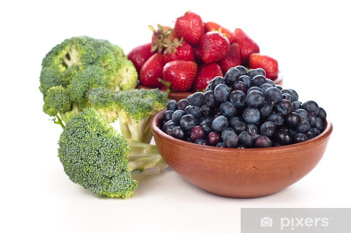 antiossidanti Pixerstick Sticker - Meals