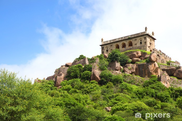 Fototapeta winylowa Golkonda Fort - Inne