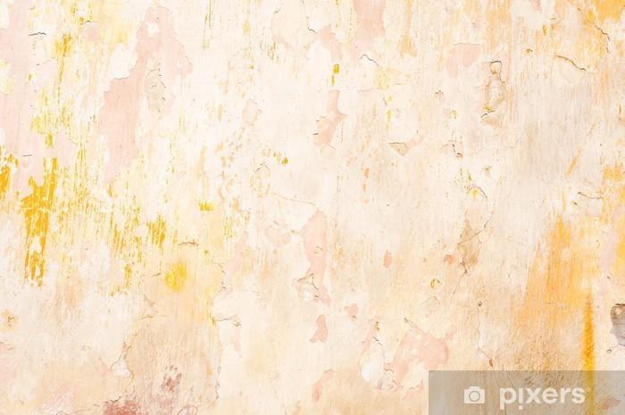 Naklejka Pixerstick Cement wall teksturą tle - Tła