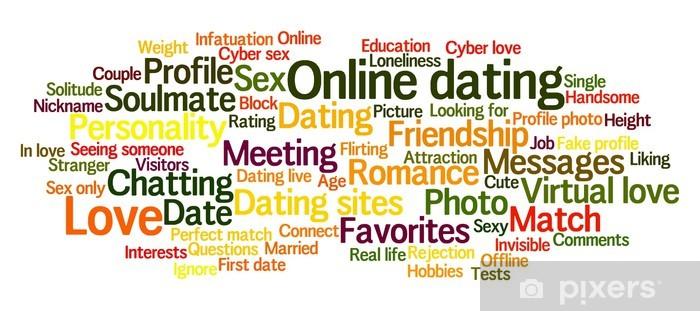 ord i samband med online dating