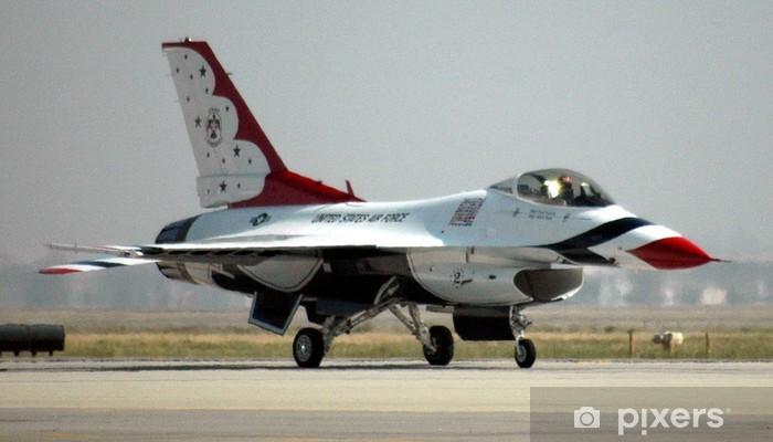Papier peint vinyle Thunderbirds de l'USAF - Divertissements