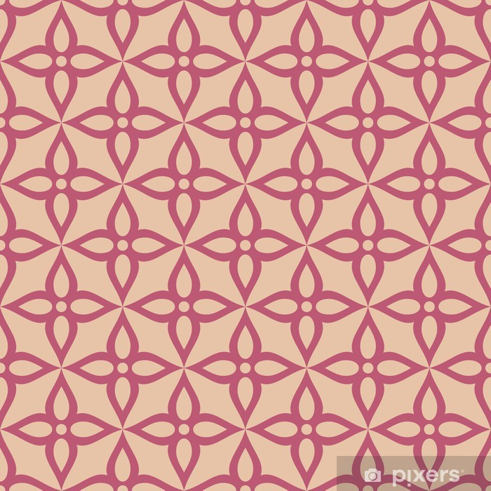 abstract seamless pattern Blackout Window Curtain - Backgrounds