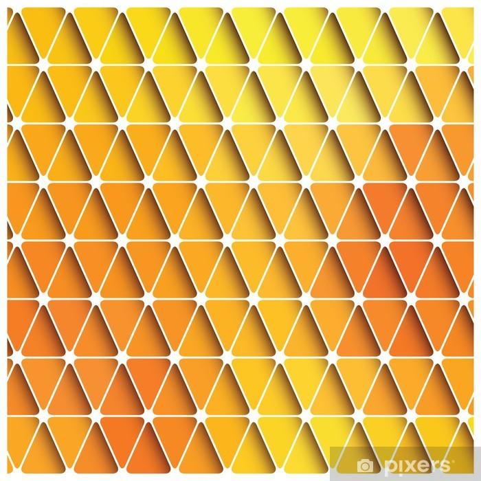 Poster Résumé fond coloré géométrique, conception de modèle, vecteur - Concepts