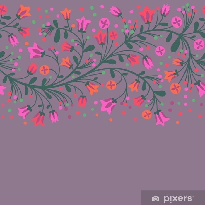 Naklejka Pixerstick Kwitnące gałęzie - Tła