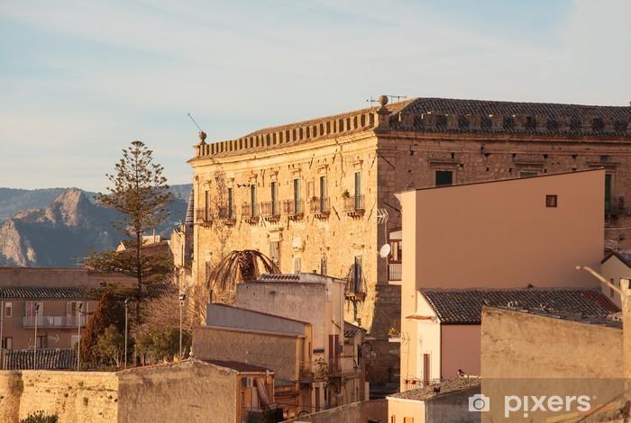 Fototapeta winylowa Leonforte, Sycylia - Europa