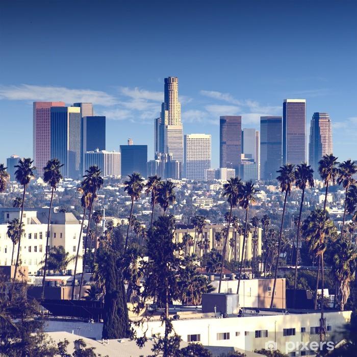 Poster Ville de Los Angeles, Californie - Thèmes