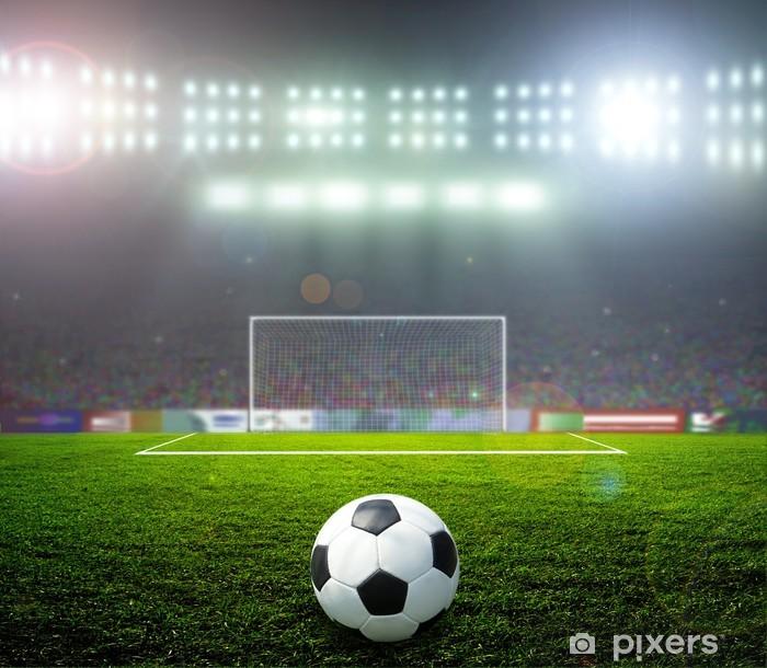 9b66f0c9 Fototapet Fotball bal. Fotball, • Pixers® - Vi lever for forandring